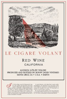Signed Copy! Le Cigare Volant Poster