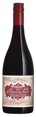 "2013 Pinot Noir ""Spanish Springs"""