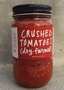 Crushed Dry-Farmed Tomatoes