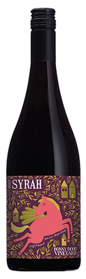 2017 Syrah, Lieff Vineyard