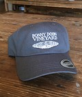 Dark Grey Cotton Twill Hat Image