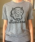 Adult Le Monstre T-shirt Image